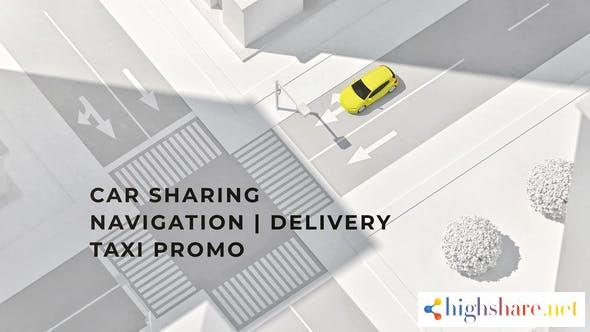 car sharing navigation delivery taxi 33110723 videohive 610630ec8d24e - Car Sharing | Navigation | Delivery | Taxi 33110723 Videohive