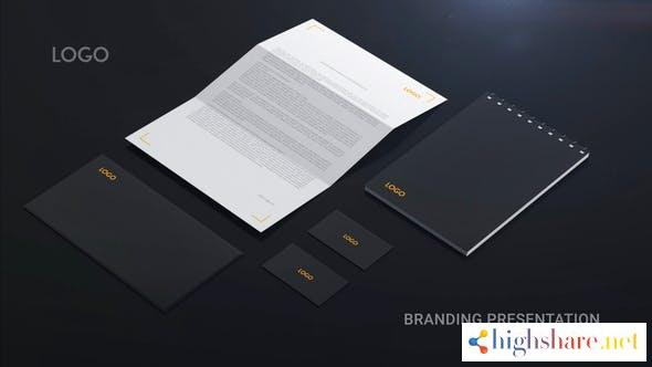 branding presentation 33489565 videohive 613303eca0d47 - Branding Presentation 33489565 Videohive